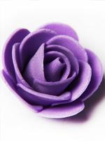 Голова розы латекс диам. 3,5 см