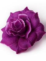Голова розы шелк 5 сл. диам. 21 см