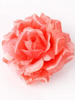 Голова розы атлас 5 сл. диам. 14 см