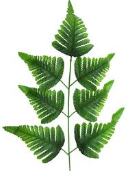 Лист папоротника 7 листьев разм. 47 см