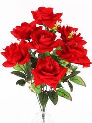 Букет роз бархат 7 г. выс 62 см