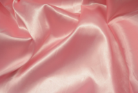 Атлас нежно-розовый